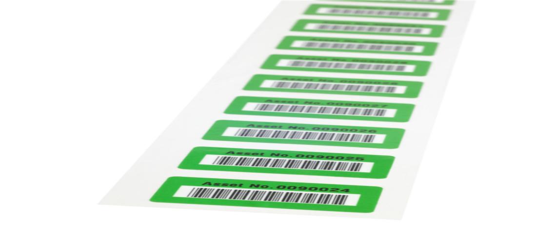 SSCC labels